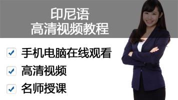 零基础学习印尼语语法自学会话高清视频教程从入门到精通字母汉语