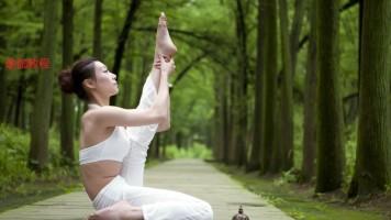 普拉提细腰健身完美教程