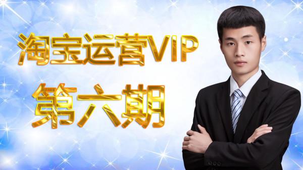 淘宝运营VIP课程   第六期