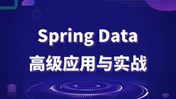 Spring Data高级应用与实战