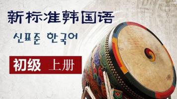 新标准韩国语初级上(教材精讲视频)思密达韩语网校韩语乐乐老师