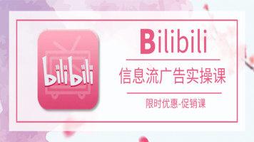 B站(bilibili)信息流广告课程(全网首套)