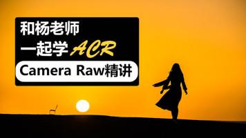 Camera Raw/ACR入门到精通VIP系统课程【摄影后期必备技能】