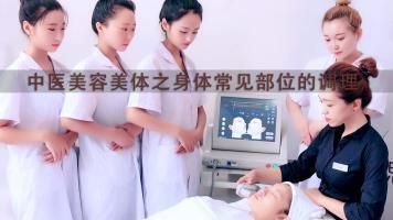 中医美容美体之身体常见部位的调理