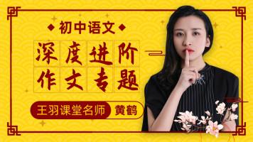 初中语文深度进阶作文专题-黄鹤语文