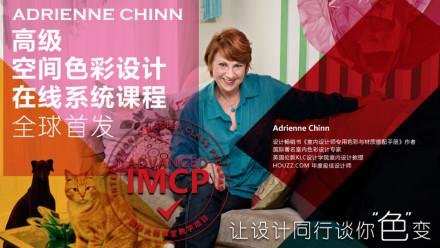 Adrienne Chinn高级空间色彩设计系统课程(更新中,共40-50集)