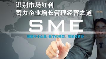 赋能中小企业数字化转型-识别市场红利蓄力企业增长管理经营之道