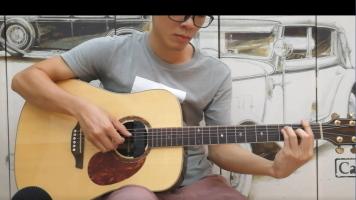 宋冬野《安和桥》吉他教学
