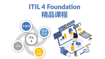 ITIL 4 Foundation 精品课程
