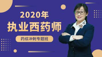 2020年执业西药师综合知识与技能冲刺专题班