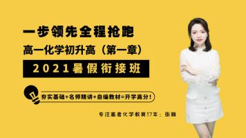 【张梅化学】高一化学2021初升高暑假衔接班必修一【第一章】预习