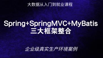 Spring+SpringMVC+MyBatis框架整合教程