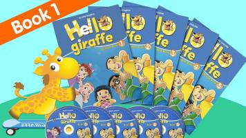 Hello Giraffe 第一册