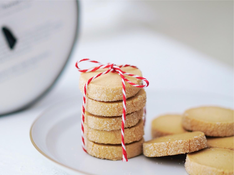烘焙课堂   香草饼干
