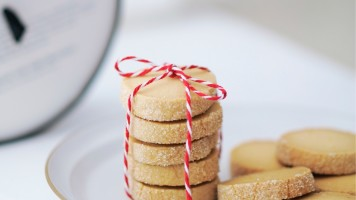 烘焙课堂 | 香草饼干