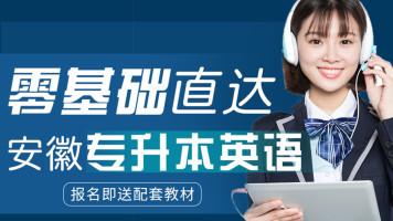 2021安徽专升本英语全程班
