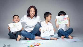 儿童绘画心理学系列课程
