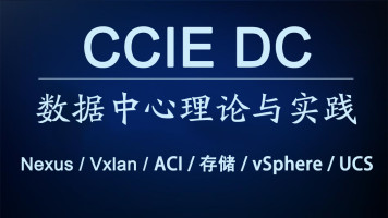 3IE讲师,思科CCIE DC数据中心理论与实践-VIP精品课程