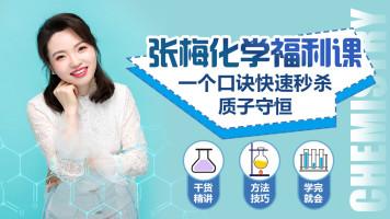 【张梅化学】高考高中三大守恒质子守恒张梅高中化学(0.02拼团)