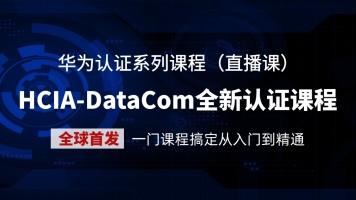 【HCIA】华为认证-DataCom数据通信技术认证-项目+实战