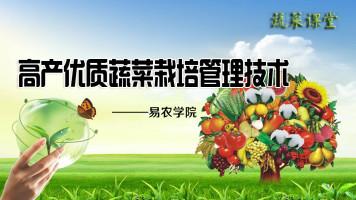 蔬菜种植技术直播课