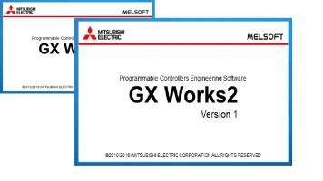 三菱Q系列PLC编程第02课-GxWorks2编程界面介绍(一)