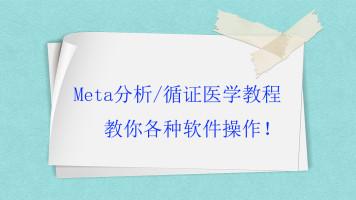 Meta分析教程/循证医学