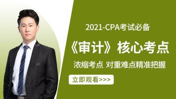 【2020年CPA】注册会计师-审计核心考点精讲-全免费