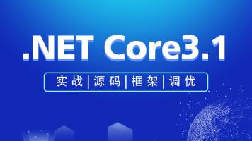 .Net Core3.1跨平台实战|源码|框架|调优【源码加微信13163257325
