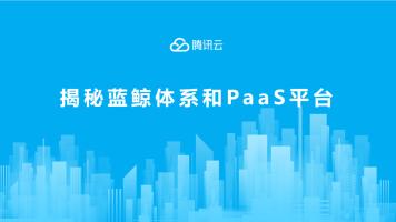 揭秘蓝鲸体系和PaaS平台