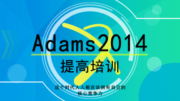 Adams提高培训