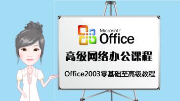 电脑办公实战培训(Office2003高级实战)【宁双学好网】