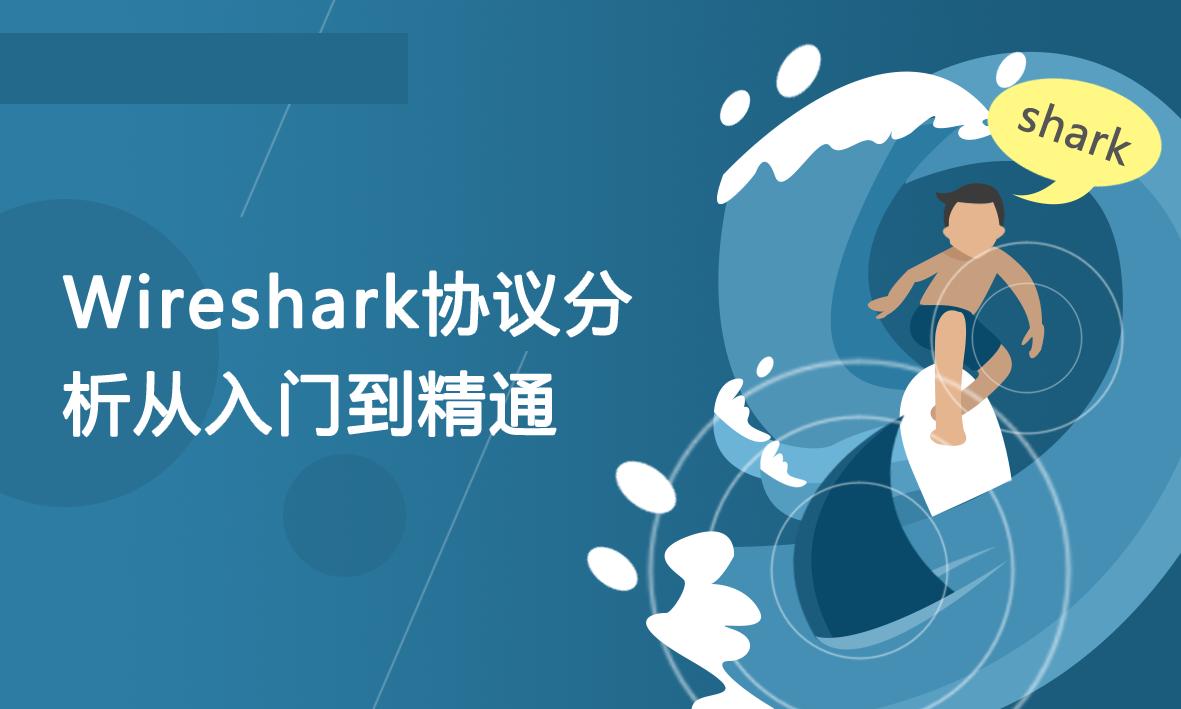 Wireshark协议分析从入门到精通(Web安全/渗透测试/网络安全)