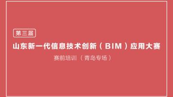 第三届山东新一代信息技术创新(BIM)应用大赛赛前培训