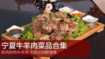 宁夏牛羊肉菜品合集