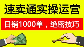 【红鱼】速卖通高手内功修炼秘籍,实战课程提升运营内功!