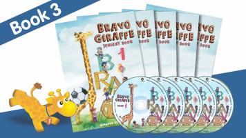 Bravo Giraffe 第三册