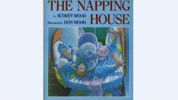 韵律儿歌 | 廖彩杏书单 The Napping House