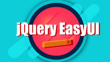 【基础教程】jQuery EasyUI从入门到精通