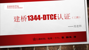 建桥1344-DTCE认证