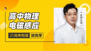 2021【高考物理、高中物理】电磁感应-王羽物理