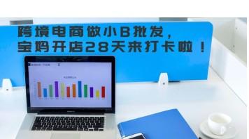 敦煌网:佛系宝妈新手开店28天来打卡啦!