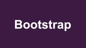 尚硅谷前端HTML5视频_bootstrap