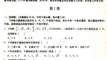 (培优卷)八年级上册期中考试精讲