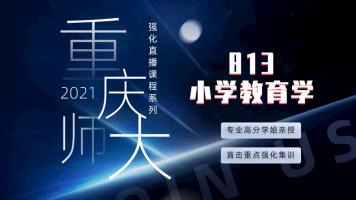 重庆师范大学813小学教育学强化课程