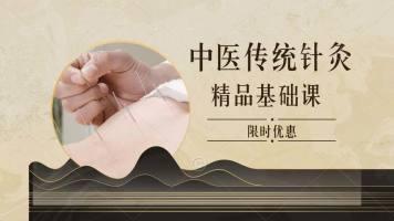 中医传统针灸基础 人体经络穴位详解