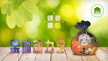 MAYA锦囊系列之柔体动力学【老船@动画吧】