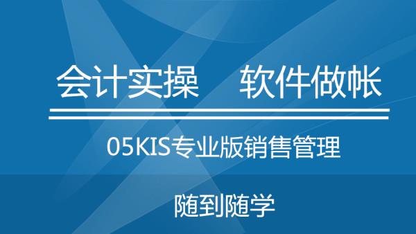 25金蝶KIS专业版销售管理