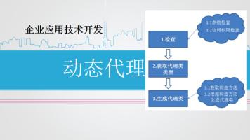 动态代理设计模式【追尔教育】(项目设计开发)