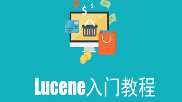 Lucene入门精讲视频教程